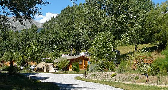 Camping La Valière Chorges