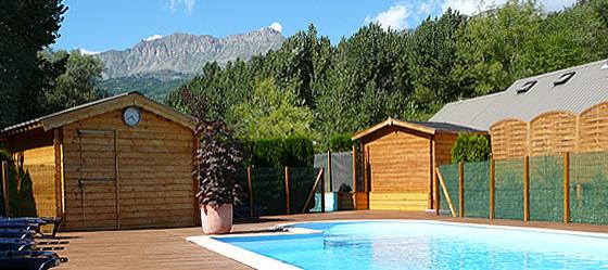 Piscine du Camping La Valière